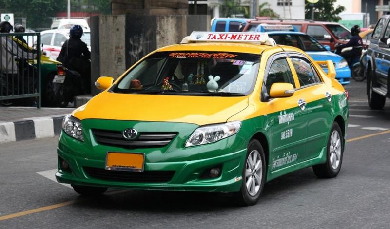 รถ Taxi ทั่วไป
